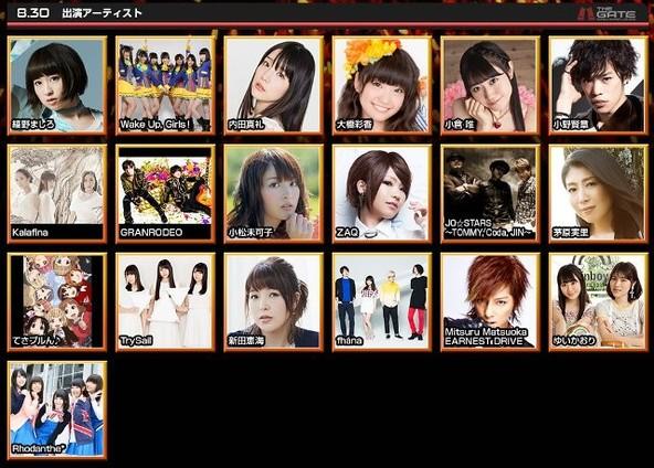 アニサマ最終日  8/30@さいたまスーパーアリーナ【セトリ・ライブレポ】
