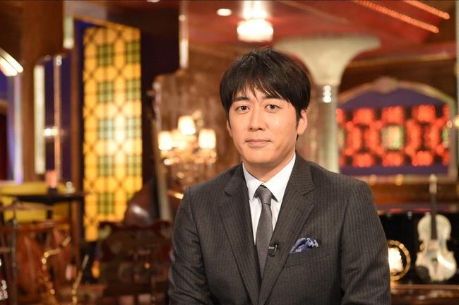 番組総合MCの安住紳一郎