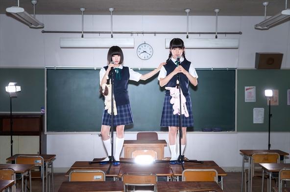 ずんね from JC-WC「14才のおしえて」ミュージックビデオおよびジャケット写真公開!