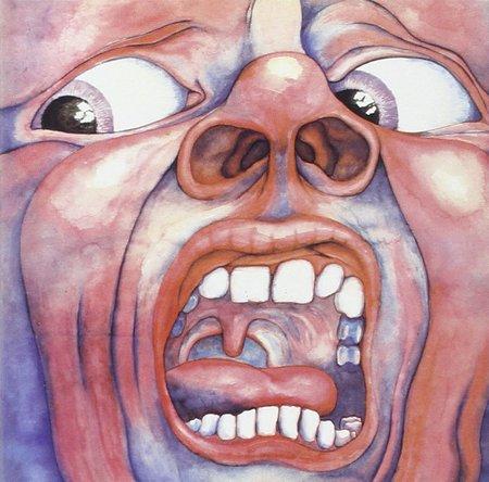 King Crimson『クリムゾン・キングの宮殿』のジャケット写真