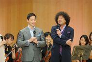 「題名のない音楽会」で葉加瀬太郎と五嶋龍が初共演、「情熱大陸」など披露