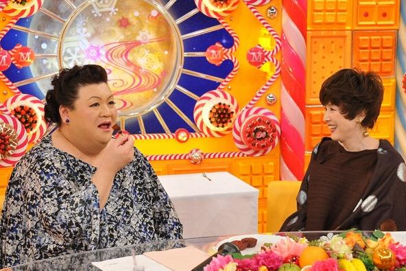 楠田枝里子を迎えた「マツコの知らないチョコレートの世界」 (c)TBS