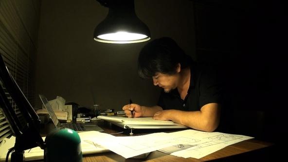 NHK「プロフェッショナル」細田守の回がDVD化、映画作りに命を捧げた男の仕事に迫る