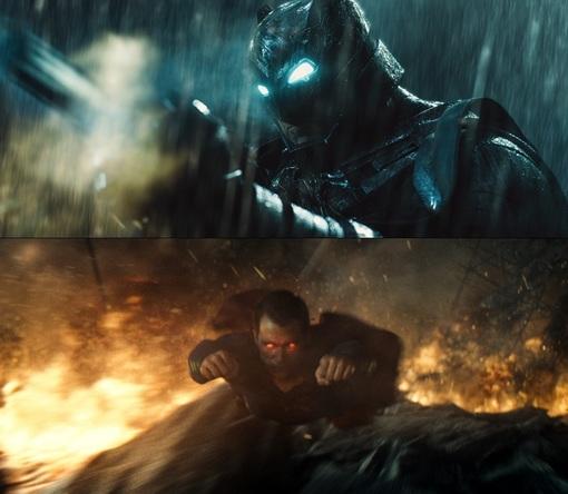 『バットマン vs スーパーマン』最新予告編で2大ヒーローが衝突するプロセスが明らかに!?