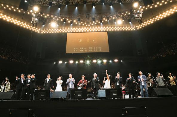 「オールナイトニッポン ALIVE ~ヒットこそすべて~」のステージで豪華アーティストが競演!