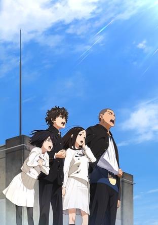 """""""ここさけ""""BD総合首位獲得、今年発売邦画劇場版BDアニメ作品最高の初週売上を記録"""