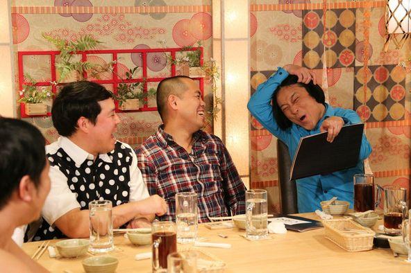 「帰れま10」出演のタカアンドトシ、永野、とにかく明るい安村 (c)テレビ朝日