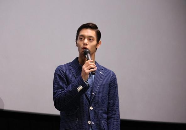藤ヶ谷太輔(Kis-My-Ft2)&窪田正孝、『MARS』大阪舞台挨拶に登壇「美しくてすいませーん、僕らふたり」