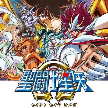 【アニメランキング】「聖闘士星矢Ω」が初登場第1位!