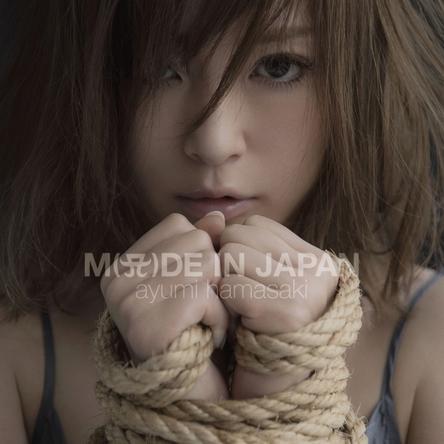 オリコン週間アルバムランキングにて初登場2位を獲得した浜崎あゆみのニューアルバム『M(A)DE IN JAPAN』(エイベックス・トラックス/6月29日)