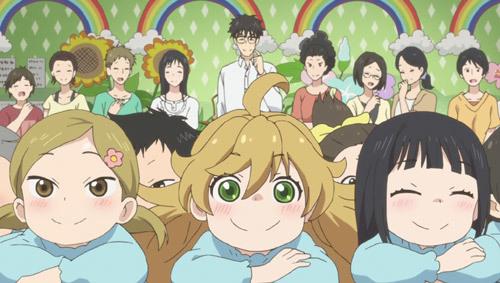 TVアニメ「甘々と稲妻」第8話 (c)雨隠ギド・講談社/「甘々と稲妻」製作委員会