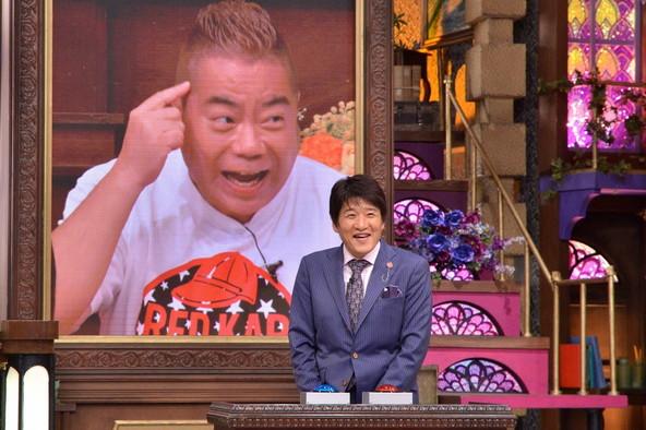 左から:林修、中室牧子(教育経済学者)、奥モニター:大政絢 (c)TBS