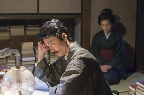 黒猫が福をもたらす!?尾野真千子主演「夏目漱石の妻」第2話レビュー