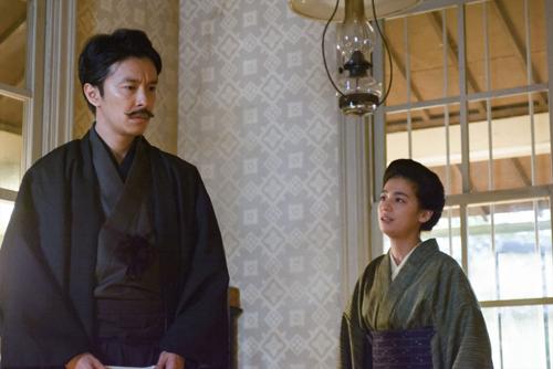 尾野真千子主演「夏目漱石の妻」最終回あらすじ、金之助が病に倒れる!
