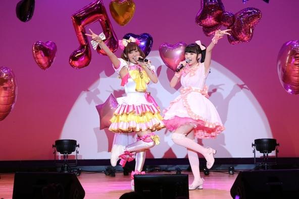 「プリパラ」真中らぁら&のん姉妹がイベント初共演「こんなフリフリの衣装を着たのは初めて」