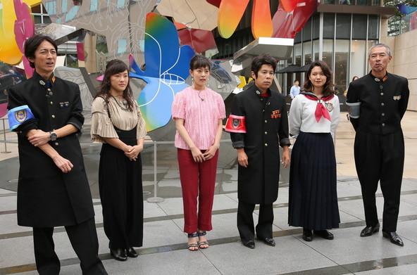 VIPチャレンジャーの登坂絵莉 (c)NTV