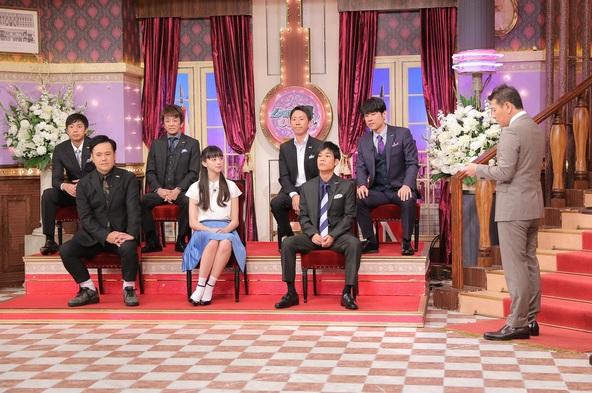 『しゃべくり007』ゲスト:中条あやみ、MC:ネプチューン、くりぃむしちゅー、チュートリアル (c)NTV