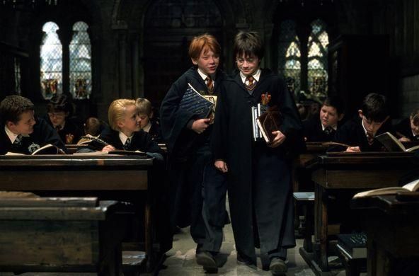 【11/25金曜ロードSHOW】胸躍る魔法ファンタジーの大傑作!「ハリー・ポッターと賢者の石」