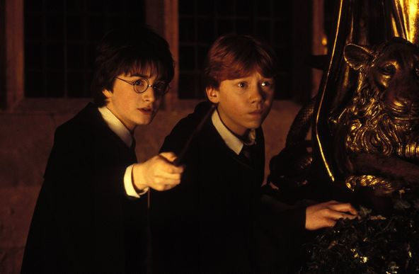 【12/2金曜ロードSHOW】連続ハリーポッター2週目「ハリー・ポッターと秘密の部屋」