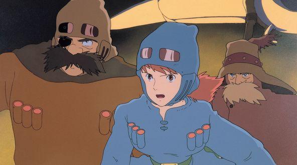 【1/13金曜ロードSHOW】3週連続・冬もジブリ!「風の谷のナウシカ」