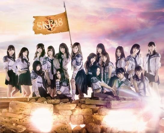 2ndアルバム『革命の丘』がオリコン週間アルバムランキング初登場2位を獲得したSKE48