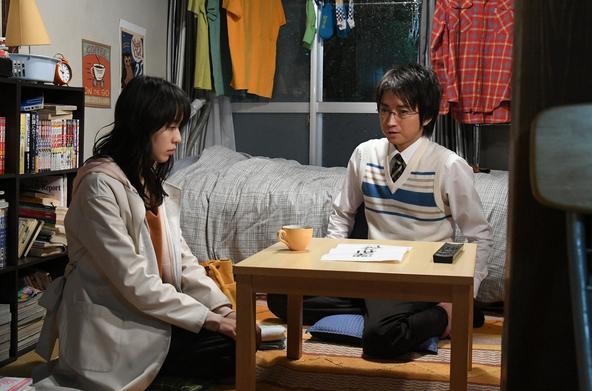 藤原竜也主演「リバース」第2話 (c)TBS
