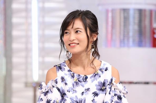 『おしゃれイズム』ゲスト:小島瑠璃子 (c)NTV