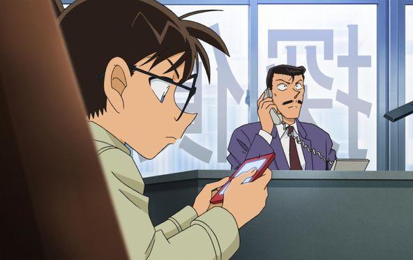 殺された霊魂探偵、隣室にいたのはあの人物!TVアニメ「名探偵コナン」6月17日(土)放送回あらすじ