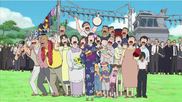 金曜ロードSHOW!『サマーウォーズ』より(4) (c)NTV (c)2009 SUMMERWARS FILM PARTNERS