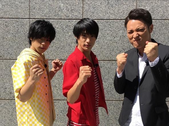 『本気プリ』MAG!C☆PRINCE(マジックプリンス)【1】 (c)CBC