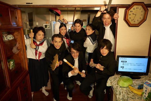 鴻上尚史の22年前の名作『パレード旅団』が、演出家に菜月チョビを迎えて復活