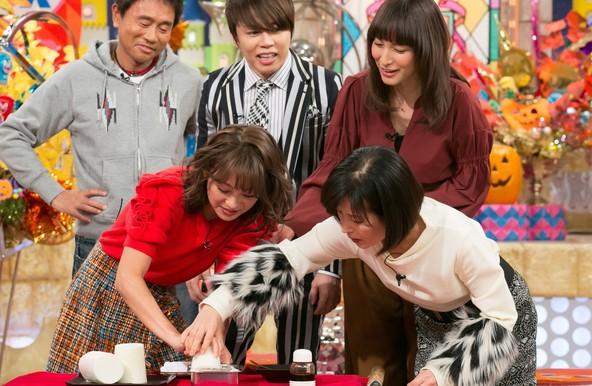 『ダウンタウンDX』ダウンタウン(浜田雅功)西川貴教 磯野貴理子 鈴木奈々 鈴木杏樹 (c)NTV