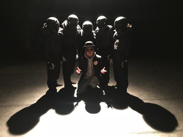 「DANCE DANCE ASIA—Crossing the Movements東京公演2018」開催迫る!黄帝心仙人PVが渋谷交差点をジャック