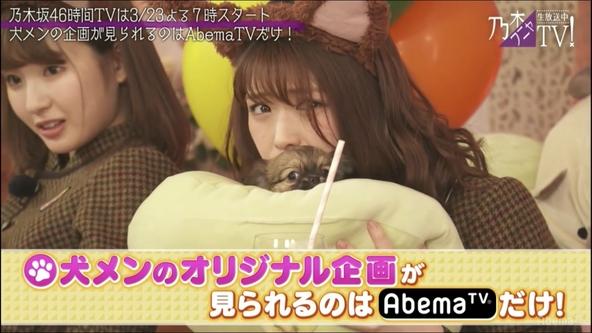 乃木坂46松村・井上・若月の3人が子犬にメロメロ 視聴者からは「可愛いのはお前だよ」の声