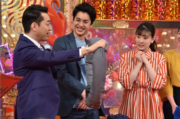 『沸騰ワード10』〈MC〉設楽統(バナナマン) 〈ゲスト〉大野拓朗、水上京香 (c)NTV