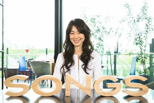 """芸能生活35年の今井美樹が""""働く女性たちの悩み""""に共感、代表曲「PRIDE」や最新曲の披露も 「SONGS」"""