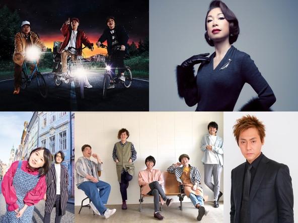『PEANUTS CAMP 2018 』第3弾でスチャダラパー、野宮真貴、ヒロシら5組追加、出演日別ラインナップも発表に