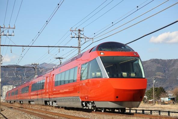 鉄道BIG4・南田裕介プロデュース!人気電車のロマンスカー、アレグラ号、岳南電車、きかんしゃトーマス号に乗る旅