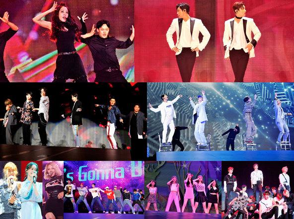 東方神起、SUPER JUNIOR、BoA、SHINee、EXOら人気アーティスト出演『SMTOWN LIVE2018 IN OSAKA』が日本初放送!
