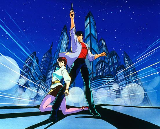 新作映画「劇場版シティーハンター(仮題)」の公開も決定しているアニメ「CITY HUNTER」シリーズ初のBlu-ray BOX化!