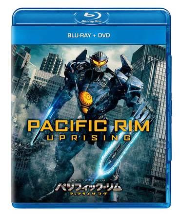 『パシフィック・リム:アップライジング』が第1弾に続き2作連続BD首位獲得