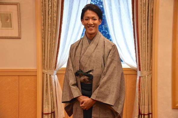 尾上右近、清元栄寿太夫として初お目見得! 歌舞伎俳優と清元の二筋道を行く思いとは