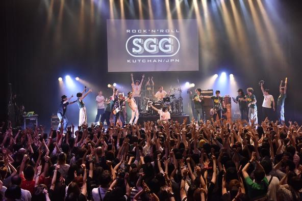3年ぶりの開催!SPARKS GO GO主催イベント「SHINKIBA JUNCTION 2018 ~SMAちゃん祭りジャン~」をWOWOWで11/11(日)独占放送! (1)