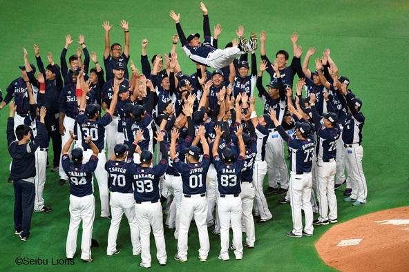 10年ぶりとなる「埼玉西武ライオンズ優勝パレード」J:COMチャンネルで生中継!