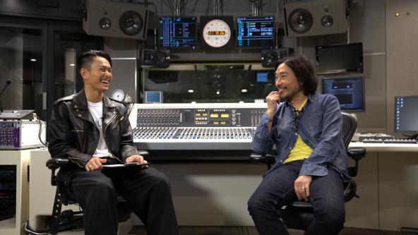 三代目JSB 今市隆二とトータス松本、グループとソロで活躍する2人のプライベートな質問も含む初対談映像第2弾が公開
