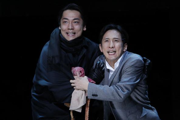 日本演劇界に衝撃を与えた伝説のミュージカル『スリル・ミー』原点回帰で更なる進化を遂げていよいよ開幕!