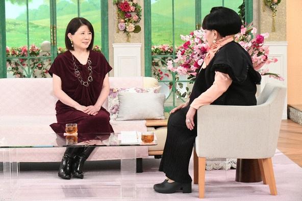 """還暦を迎えた森昌子が母との2人暮らしなどを語る、話題の""""姪""""ま〜ちゃんによる名曲メドレー披露も 『徹子の部屋』"""