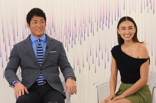 『another sky-アナザースカイ-』〈ゲスト〉長嶋一茂、長谷川潤 (c)NTV
