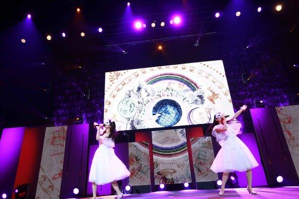 ClariS、5thアルバム『Fairy Party』完全再現に加え未発表の新曲の世界初披露などツアーファイナルが大盛況のうちに閉幕!
