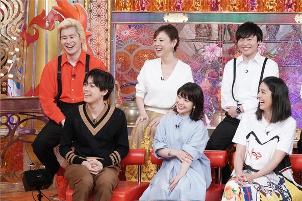 『沸騰ワード10』出演者の皆さん(1) (c)NTV